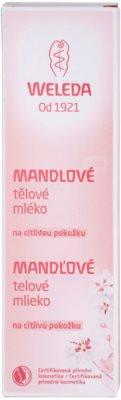 Weleda Almond молочко для тіла  для чутливої шкіри 3