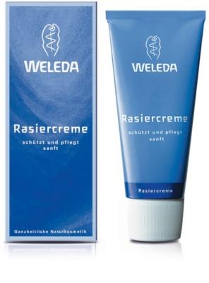 Weleda Men crema de barbierit pentru barbati 1