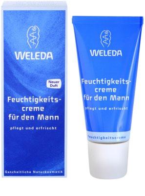 Weleda Men Feuchtigkeitscreme für Herren 1