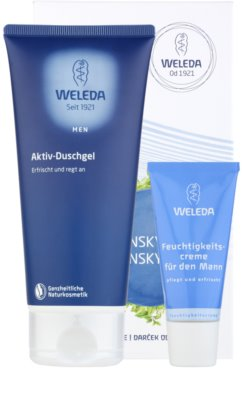 Weleda Men Kosmetik-Set  II.