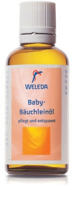 Weleda Pregnancy and Lactation olej na masáž bříška kojence 1