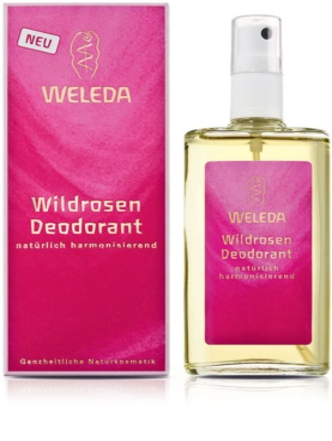 Weleda Rose deodorant 1