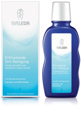 Weleda Cleaning Care čistiace tonikum 2v1 1