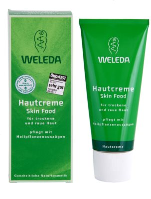 Weleda Skin Food Universal Nourishing Herbal Cream 1