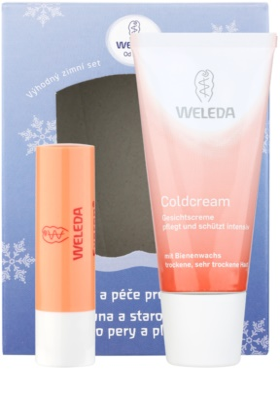 Weleda Winter козметичен пакет  I.