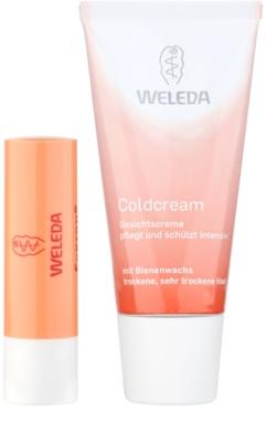 Weleda Winter set cosmetice I. 1