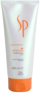 Wella Professionals SP After Sun Conditioner für von der Sonne überanstrengtes Haar
