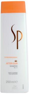 Wella Professionals SP After Sun champô para cabelo danificado pelo sol
