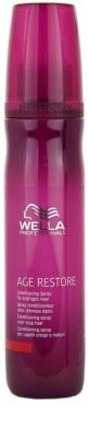 Wella Professionals Age Restore balsam  (nu necesita clatire) cu fir gros, aspru și uscat