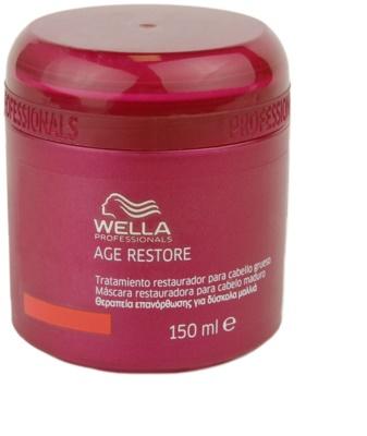 Wella Professionals Age Restore Maske für starkes, raues und trockenes Haar