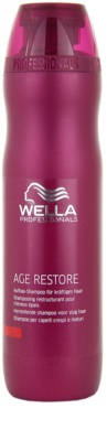 Wella Professionals Age Restore Shampoo für starkes, raues und trockenes Haar