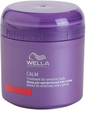 Wella Professionals Balance успокояваща маска  за чувствителна кожа на скалпа