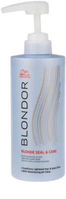 Wella Professionals Blondor acondicionador para cabello rubio