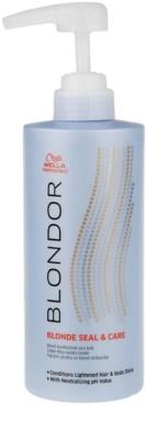 Wella Professionals Blondor kondicionáló szőke hajra