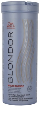 Wella Professionals Blondor pudra decoloranta
