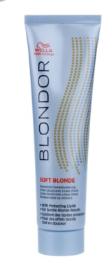 Wella Professionals Blondor освітлююча крем 1
