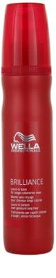 Wella Professionals Brilliance balzsam festett hajra