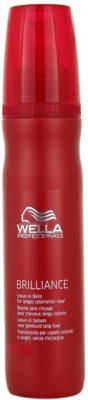 Wella Professionals Brilliance Балсам за боядисана коса