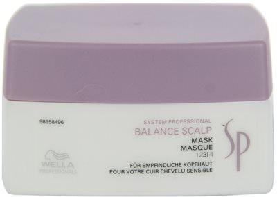 Wella Professionals SP Balance Scalp Maske für empfindliche Kopfhaut
