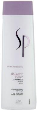 Wella Professionals SP Balance Scalp Shampoo für empfindliche Kopfhaut
