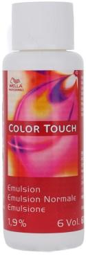 Wella Professionals Color Touch emulsión activadora 1,9 % 6 vol.