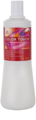 Wella Professionals Color Touch активираща емулсия 4 % 13 Vol.