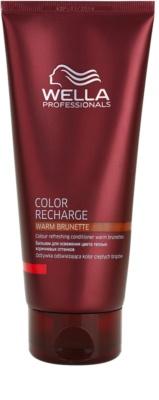 Wella Professionals Color Recharge kondicionáló az élénk hajszínért