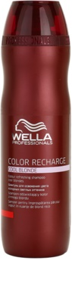 Wella Professionals Color Recharge violettes Shampoo für kalte Blondtöne