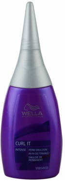Wella Professionals Curl It permanent pentru par normal