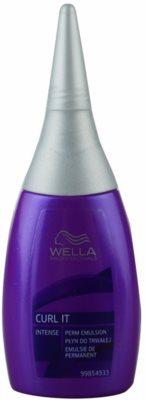 Wella Professionals Curl It permanent pentru par normal