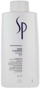 Wella Professionals SP Deep Cleanser champú