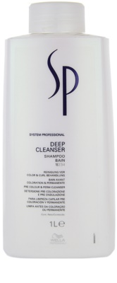 Wella Professionals SP Deep Cleanser Shampoo