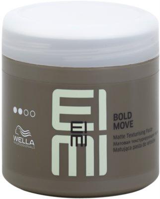 Wella Professionals Eimi Bold Move matující pasta pro rozevlátý vzhled