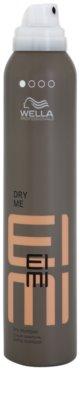 Wella Professionals Eimi Dry Me suchý šampon ve spreji 1