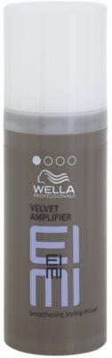 Wella Professionals Eimi Velvet Amplifier środki stylingujące do wygładzania włosów