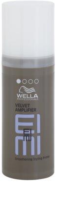 Wella Professionals Eimi Velvet Amplifier styling ápolás hajegyenesítésre