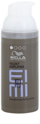 Wella Professionals Eimi Velvet Amplifier stylingová péče pro uhlazení vlasů 1