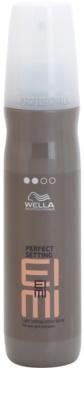 Wella Professionals Eimi Perfect Setting fixáló spray a fénylő és selymes hajért