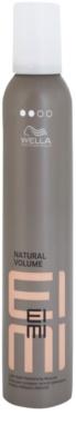 Wella Professionals Eimi Natural Volume pianka do włosów utrwalająca do zwiększenia objętości