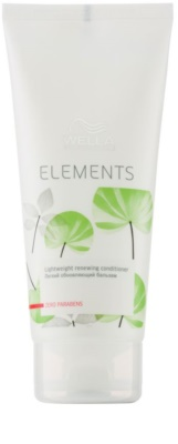 Wella Professionals Elements erneuernder Conditioner ohne Parabene