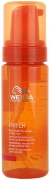 Wella Professionals Enrich Haarschaum für welliges Haar
