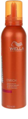 Wella Professionals Enrich pěna pro poškozené vlasy