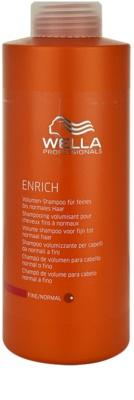 Wella Professionals Enrich шампунь для обьему