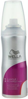 Wella Professionals Finish Glamour Recharge pršilo za barvane lase