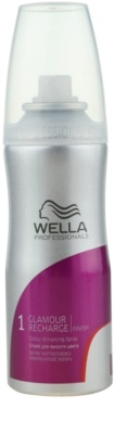 Wella Professionals Finish Glamour Recharge spray  festett hajra