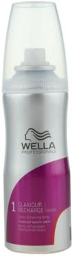 Wella Professionals Finish Glamour Recharge spray para cabello teñido