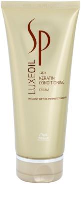 Wella Professionals SP Luxeoil regenerierender Keratin Conditioner für beschädigtes Haar