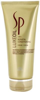Wella Professionals SP Luxeoil кератинов възстановяващ балсам за увредена коса 1