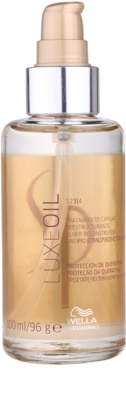 Wella Professionals SP Luxeoil Oil For Hair Strengthening 1