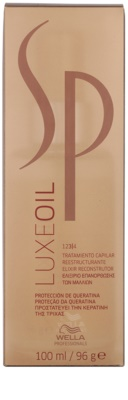 Wella Professionals SP Luxeoil Oil For Hair Strengthening 4